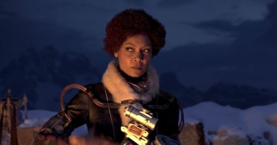 Thandiwe Newton Solo A Star Wars Story Val Lucasfilm