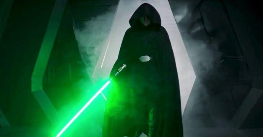 The Mandalorian Star Wars Mark Hamill Luke Skywalker Plo Koon