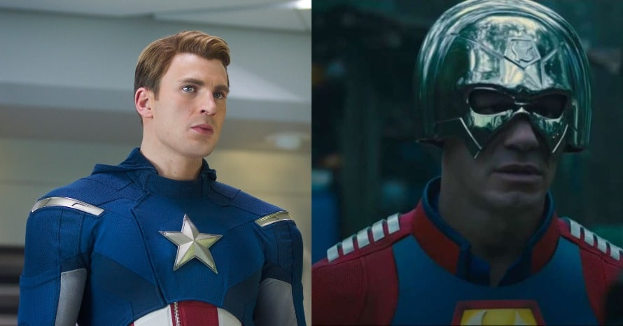 What If Captain America Peacemaker