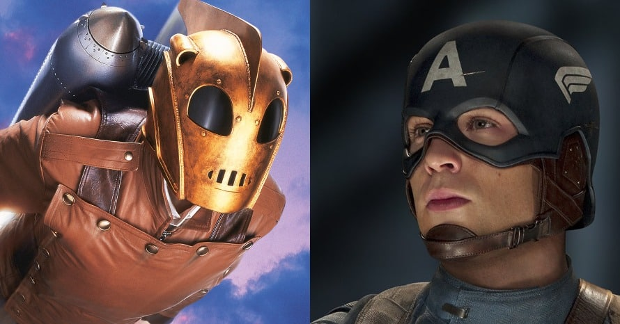 What If Captain America The Rocketeer