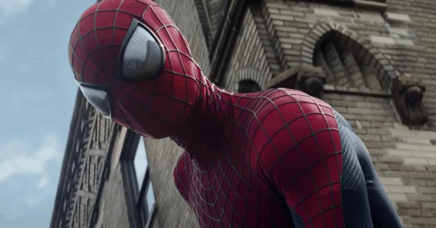 Andrew Garfield Spider-Man No Way Home
