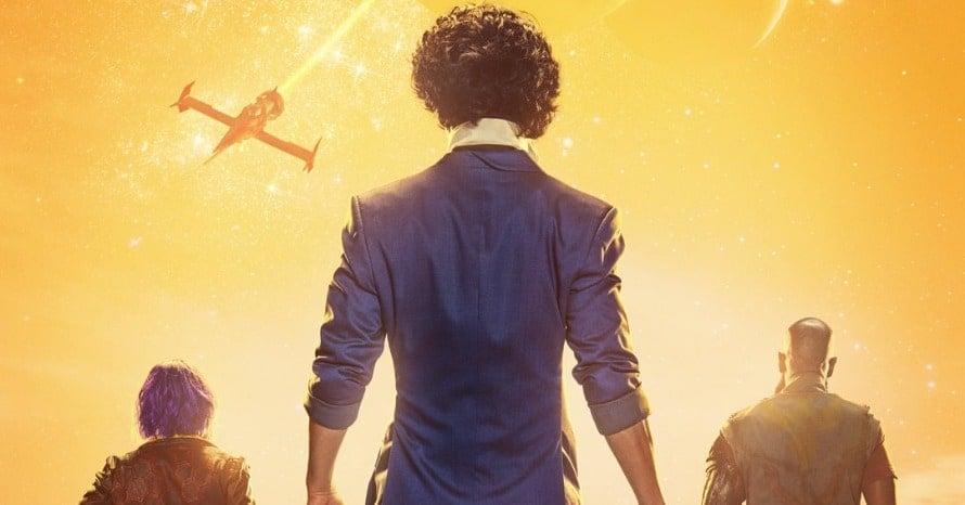 Netflix Unveils 'Cowboy Bebop' Title Sequence Featuring John Cho