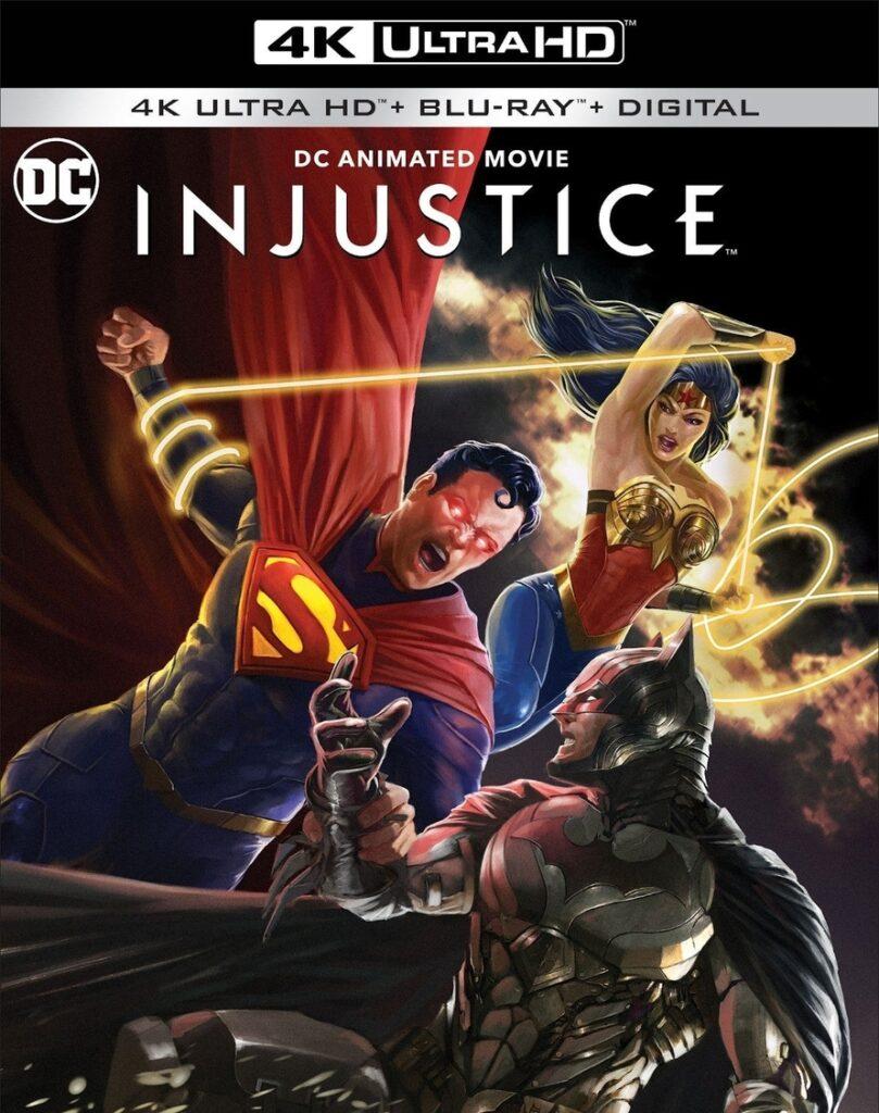 Injustice DC