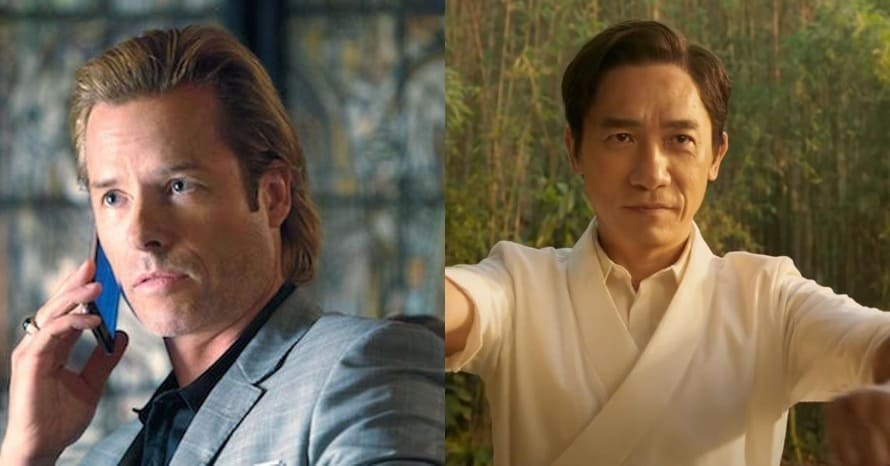 Iron Man 3 Guy Pearce Shang-Chi Mandarin