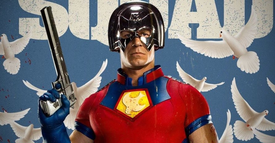 James Gunn John Cena Peacemaker