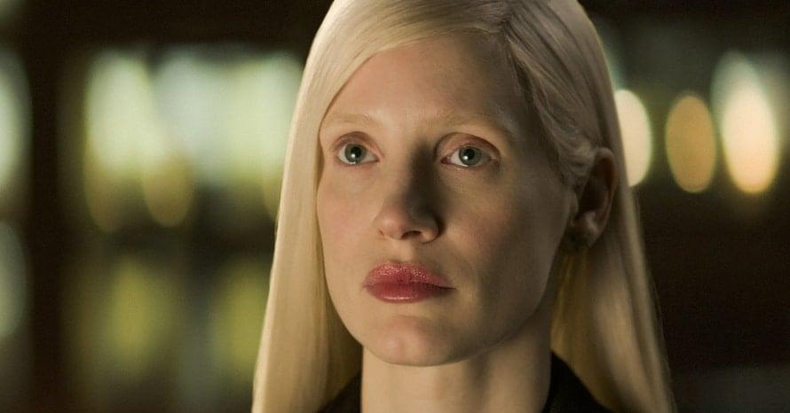 Jessica Chastain X-Men Dark Phoenix