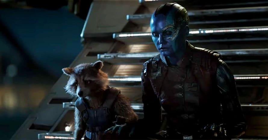 Karen Gillan Nebula Guardians of the Galaxy Vol. 3