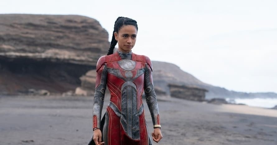 Lauren Ridloff Marvel Eternals Chloe Zhao