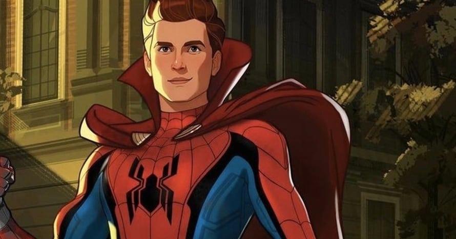Marvel Zombie Hunter Spider-Man What If Mad Men