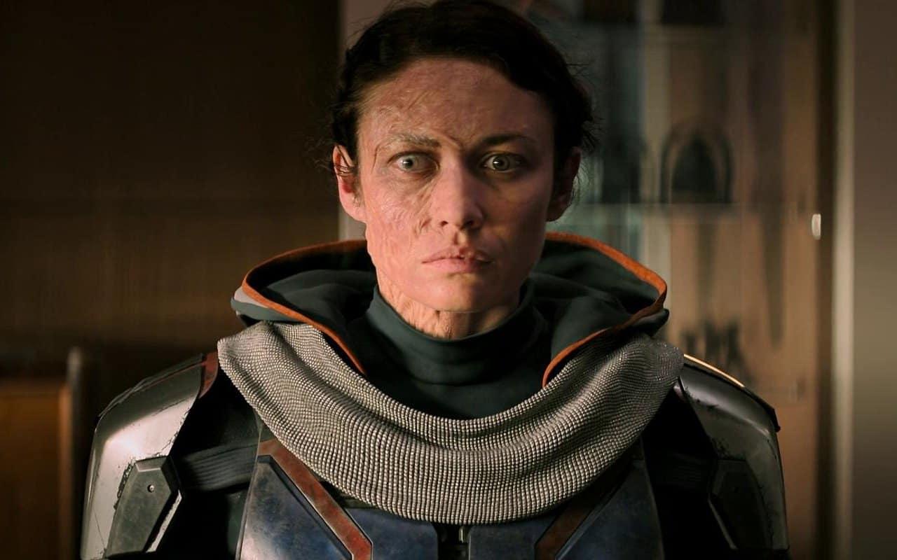 Olga Kurylenko Taskmaster Black Widow