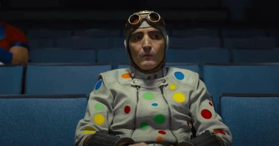 Polka-Dot Man David Dastmalchian James Gunn The Suicide Squad
