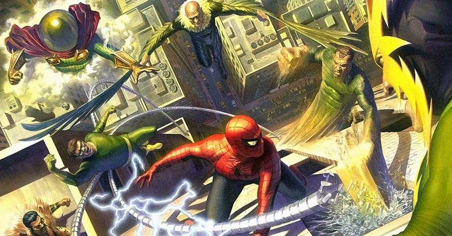 Sony Sinister Six Spider-Man