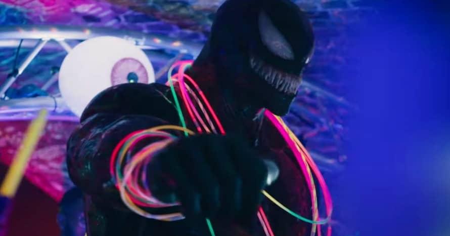 Eminem Venom Let There Be Carnage Rotten Tomatoes Marvel Joy Division