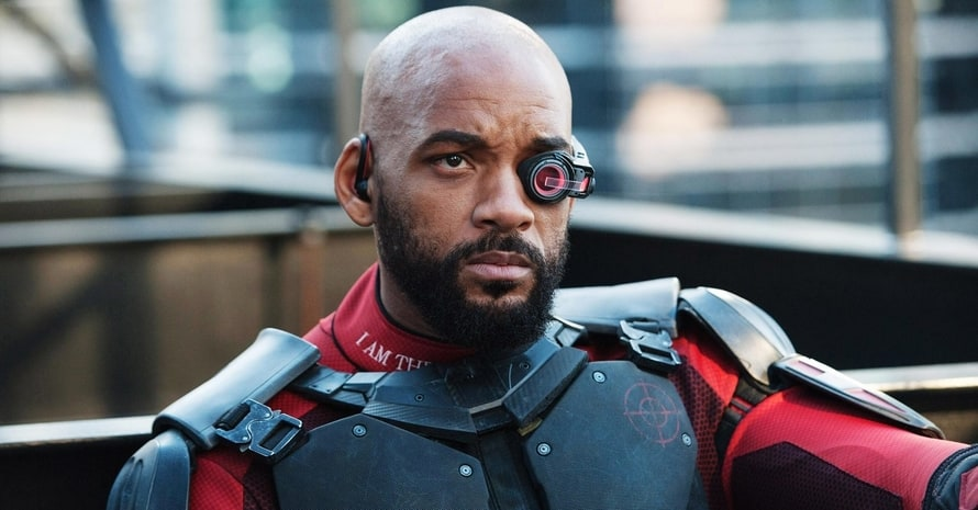 Will Smith The Suicide Squad Deadshot