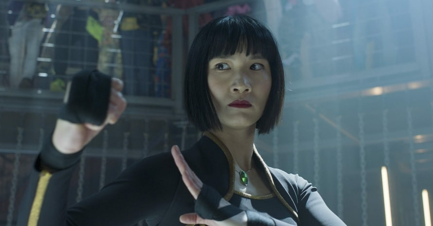 Xu Xialing Shang-Chi and the Legend of the Ten Rings MCU