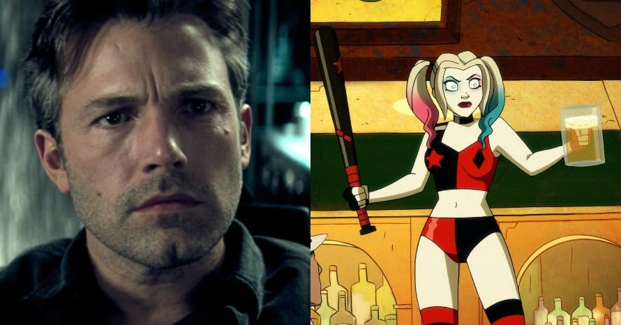 Ben Affleck Batman Harley Quinn Season 3