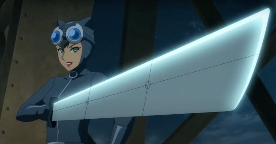 Catwoman Hunted DC Animated Film