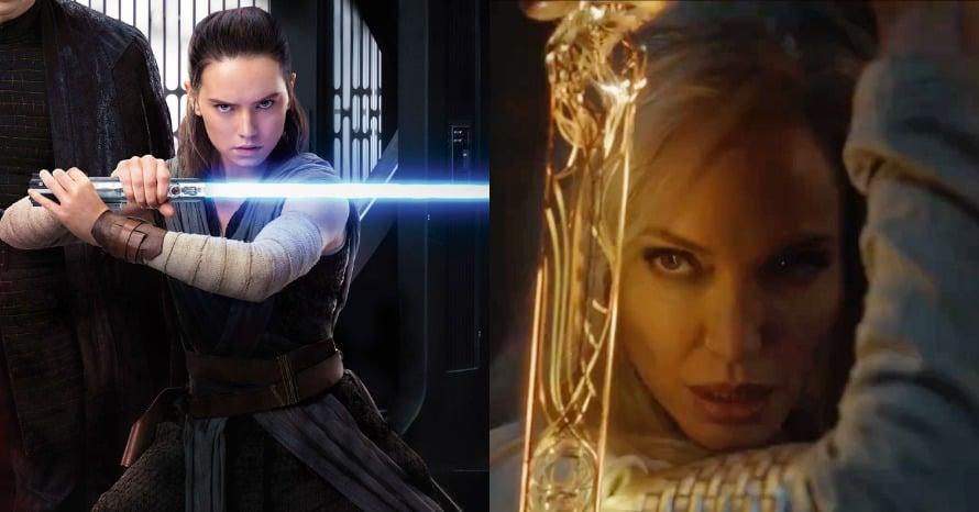 Chloe Zhao Star Wars Eternals Kevin Feige