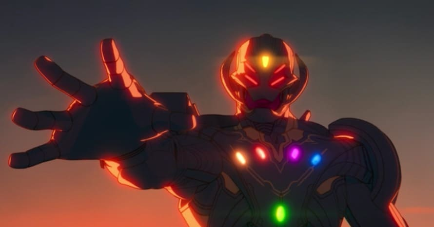 Infinity Ultron James Spader Paul Bettany What If...?