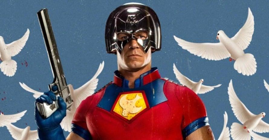 Peacemaker HBO Max John Cena DC FanDome