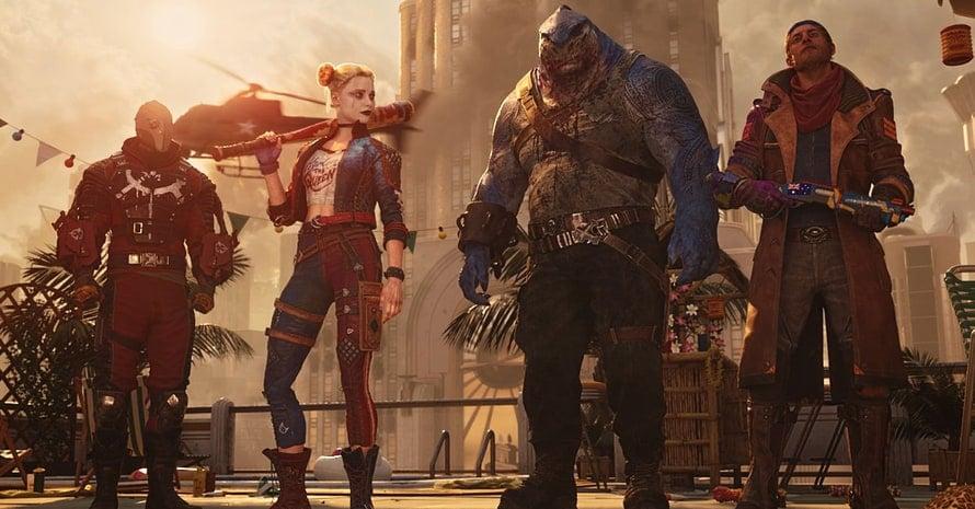 Suicide Squad Kill The Justice League Rocksteady DC FanDome