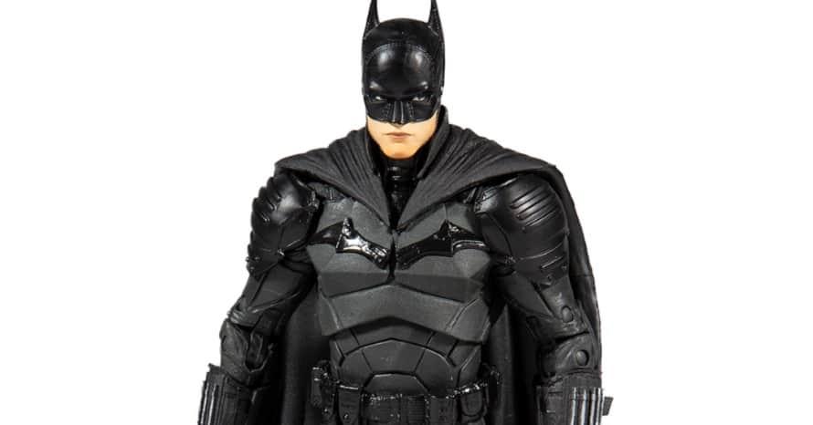 The Batman McFarlane Toys DC Multiverse