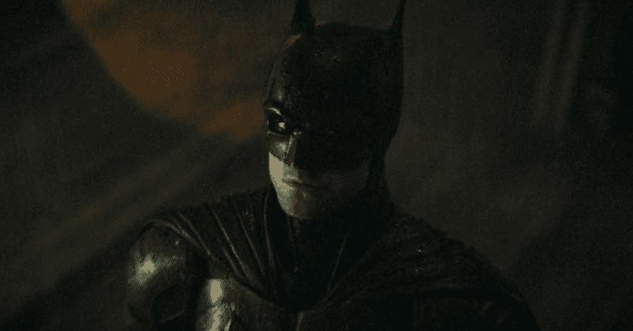 The Batman Robert Pattinson Matt Reeves Warner Bros. DC Films