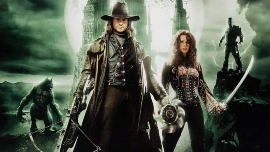 Van Helsing Hugh Jackman